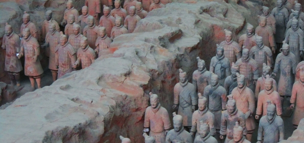 Terracotta army, pic